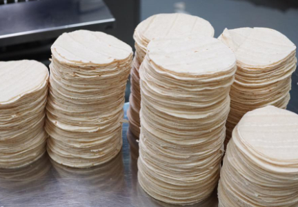 The Real Coconut tortillas
