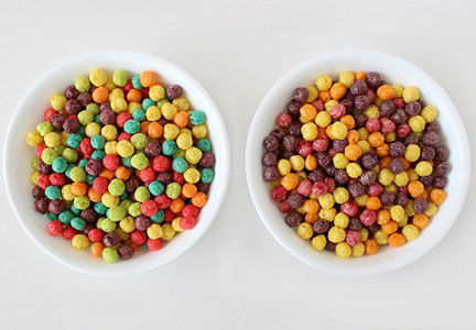 Trix  then and now
