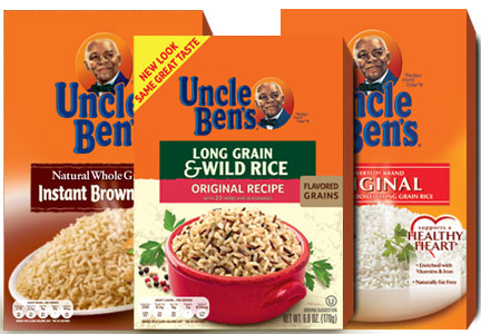 Unvle Ben's rice varieties, Mars Food
