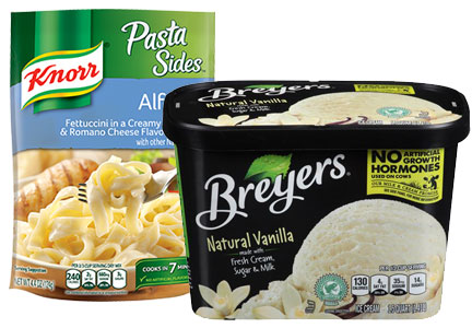 Unilever packaged foods