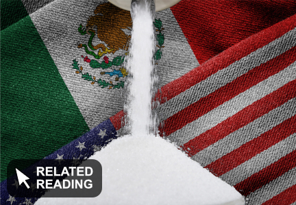 U.S., Mexico reach critical sugar trade deal