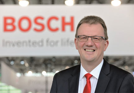 Uwe Harbauer, Bosch Packaging