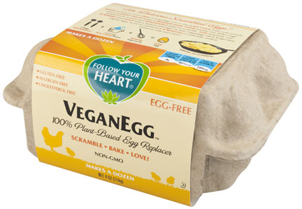 Follow Your Heart VeganEgg, plant protein