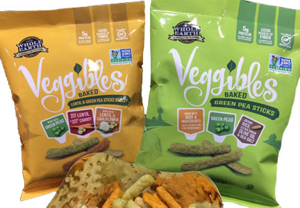 Snak King Veggibles