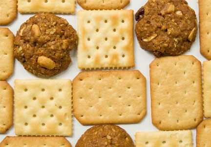 Cookies and crackers, Ingredion Versafibe