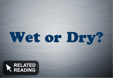 Wet vs dry cleaning (Part one)