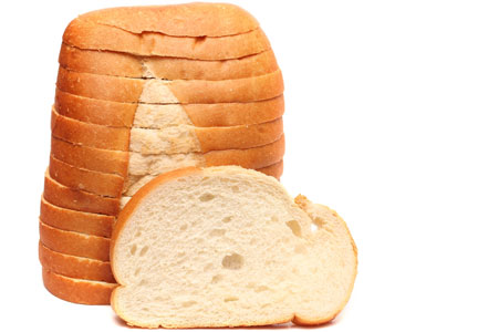 White pan bread