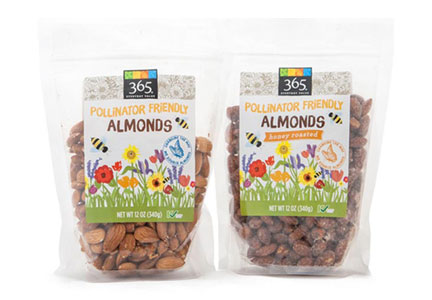 Whole Foods 365 almonds
