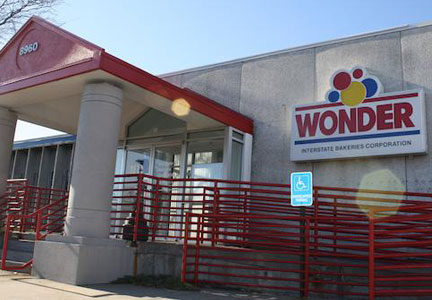 Wonder Bread factory in Lenexa, Kansas
